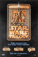 """Star Wars Trilogy"" 20th Anniversary Special Edition 27x40 Movie Poster at PristineAuction.com"
