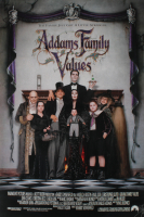 """Addams Family Values"" 27x40 Movie Poster at PristineAuction.com"