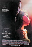 """The Phantom Of The Opera"" 27x40 Movie Poster at PristineAuction.com"