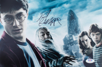 "Daniel Radcliffe Signed ""Harry Potter and the Half-Blood Prince"" 8x12 Photo (PSA COA) at PristineAuction.com"