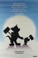 """Tom & Jerry: The Movie"" 27x40 Movie Poster at PristineAuction.com"