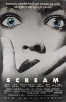 """Scream"" 27x40 Movie Poster at PristineAuction.com"