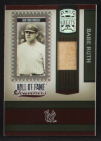 Babe Ruth 2005 Donruss Greats Hall of Fame Souvenirs Material Bat #9 at PristineAuction.com
