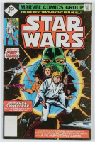"1977 ""Star Wars"" Vol. 1 Issue #1 Marvel Comic Book at PristineAuction.com"