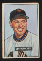 Leo Durocher 1951 Bowman #233 MG at PristineAuction.com