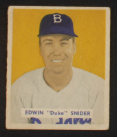 Duke Snider 1949 Bowman #226 RC at PristineAuction.com