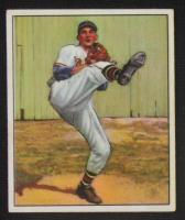 Warren Spahn 1950 Bowman #19 at PristineAuction.com
