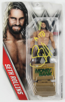 "Seth Rollins Signed WWE Action Figure Inscribed ""MITB"" (JSA COA) at PristineAuction.com"