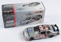 Kevin Harvick Signed LE #29 GM Goodwrench Service 2002 Monte Carlo 1:24 Diecast Car (JSA COA) at PristineAuction.com