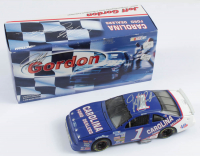 Jeff Gordon Signed LE #1 Carolina Ford 1991 Ford 1:24 Die Cast Car (JSA COA) at PristineAuction.com