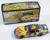 Kyle Busch Signed LE #5 Kellogg's 2007 Monte Carlo SS 1:24 Scale Die-Cast Car (JSA COA) at PristineAuction.com