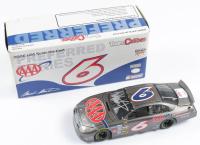 Mark Martin Signed LE #6 AAA 2006 Ford Fusion 1:24 Diecast Car (JSA COA) at PristineAuction.com
