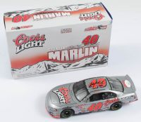 Sterling Marlin Signed LE #40 Coors Light 2002 Intrepid R/T 1:24 Scale Die Cast Car with 1:64 Replica (JSA COA) at PristineAuction.com