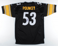 Maurkice Pouncey Signed Steelers Jersey (JSA COA) at PristineAuction.com