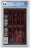 "1993 ""Deadpool"" Issue #1 Marvel Comic Book (CGC 9.6) at PristineAuction.com"