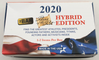 2020 The Bar - Pieces of the Past Hybrid Edition Box at PristineAuction.com