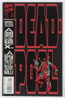 """1993 """"Deadpool"""" Issue #1 Marvel Comic Book at PristineAuction.com"""