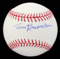 Tommy Lasorda Signed OML Baseball (JSA COA) at PristineAuction.com
