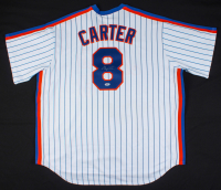 Gary Carter Signed Mets Jersey (PSA Hologram) at PristineAuction.com