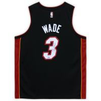 Dwyane Wade Signed Heat Jersey (Fanatics Hologram) at PristineAuction.com