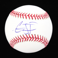 Chris Paddack Signed OML Baseball (JSA COA) at PristineAuction.com