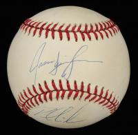 Jason Isringhausen & Paul Wilson Signed ONL Baseball (Beckett COA) at PristineAuction.com