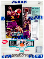 1993-1994 Fleer NBA Jam Session Premiere Edition Box of (240) Cards at PristineAuction.com