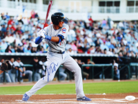 Kris Bryant Signed Cubs 11x14 Photo (JSA COA) at PristineAuction.com