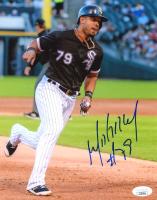 Jose Abreu Signed White Sox 8x10 Photo (JSA COA) at PristineAuction.com