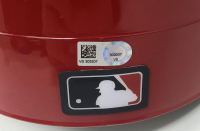 """Mike Trout Signed Angels Authentic On-Field Full-Size Batting Helmet Inscribed """"2019 AL MVP"""" (MLB Hologram) at PristineAuction.com"""