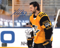 Kris Letang Signed Bruins 8x10 Photo (YSMS Hologram) at PristineAuction.com