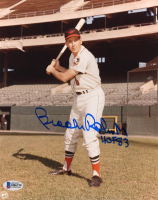 """Brooks Robinson Signed Orioles 8x10 Photo Inscribed """"HOF 83"""" (Beckett COA) at PristineAuction.com"""