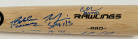 """The Sandlot"" Rawlings Pro Baseball Bat Cast-Signed by (6) with Tom Guiry, Chauncey Leopardi, Marty York, Shane Obedzinski with Multiple Inscriptions (JSA COA) at PristineAuction.com"