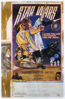 """Star Wars Episode IV: A New Hope"" 26x39 Movie Poster at PristineAuction.com"