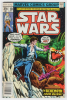 "1978 ""Star Wars"" Issue #10 Marvel Comic Book at PristineAuction.com"