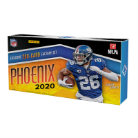 2020 Panini Phoenix Football Fanatics Exclusive Factory Set (200) Cards at PristineAuction.com