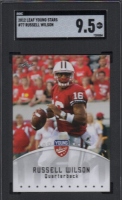 Russell Wilson 2012 Leaf Young Stars #77 RC (SGC 9.5) at PristineAuction.com
