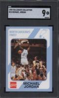 Michael Jordan 1989 Collegiate Collection #15 (SGC 9) at PristineAuction.com