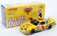 Steve Park Signed LE #1 Pennzoil / Looney Tunes 2001 Monte Carlo 1:24 Scale Diecast Car (JSA COA) at PristineAuction.com