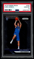 Luka Doncic 2018-19 Panini Prizm #280 RC (PSA 10) at PristineAuction.com