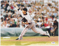 Tim Lincecum Signed Giants 11x14 Photo (PSA COA) at PristineAuction.com
