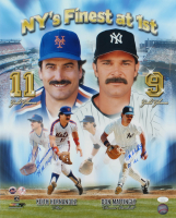 "Keith Hernandez & Don Mattingly Signed 16x20 Photo Inscribed ""79 NL MVP"" & ""85 A.L. MVP"" (JSA COA) at PristineAuction.com"