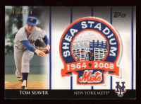 Tom Seaver 2008 Topps All-Star FanFest Patch #7 at PristineAuction.com