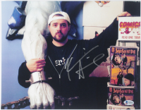 "Kevin Smith Signed ""Clerks"" 11x14 Photo (Beckett COA) at PristineAuction.com"