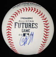 J. P. Crawford Signed 2015 Futures Game OML Baseball (JSA COA) at PristineAuction.com