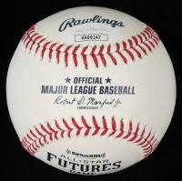 J. P. Crawford Signed 2015 Futures Game OML Baseball (JSA COA) at PristineAuction.com