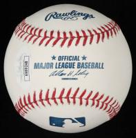 "J. P. Crawford Signed OML Baseball Inscribed ""1st Round Pick"" (JSA COA) at PristineAuction.com"