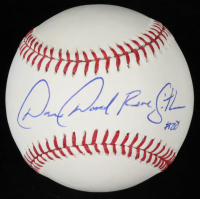 Dominic Smith Signed OML Baseball (JSA COA) at PristineAuction.com