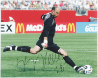 Kasey Keller Signed Team USA 11x14 Photo (Beckett COA) at PristineAuction.com