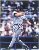 Jay Buhner Signed Mariners 11x14 Photo (Beckett COA) at PristineAuction.com